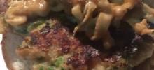 Thai Shrimp Burgers