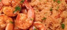 Thai Spiced Barbecue Shrimp