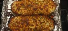The Most ncredible Garlic Bread