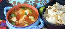 The World's Best Tortilla Soup
