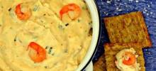 Todd's Warm Shrimp Dip