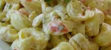 Tortellini and Artichoke Salad