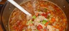 traditional kentucky burgoo