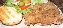 traditional ndiana breaded tenderloin sandwich
