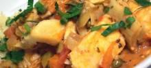 Turkish Fish Stew