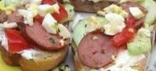 ukrainian sandwiches