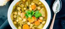Vegan rish Stew