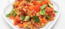 vegan spanish rice
