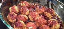 Vegan Sweet and Sour Meatballs