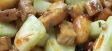 Vietnamese Tofu Salad