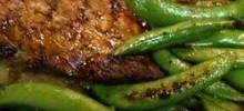 Whiskey-Marinated Steak