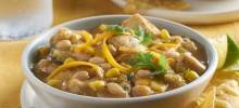 White Chili with Chicken & Corn