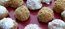 Whitney's Peanut Butter Cookie Balls