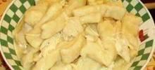 yeast dumplings