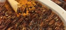 Yummy Yam Casserole