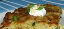 Zucchini Parmesan Appetizer