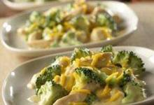 2-Step Skillet Chicken Broccoli Divan