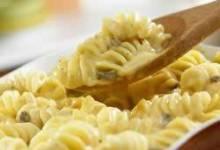 3-cheese pasta bake