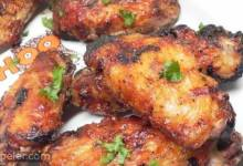 3-ngredient Baked BBQ Chicken Wings