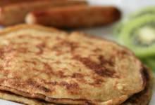 3-ngredient pancakes