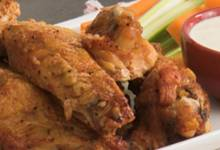 actifried chicken wings