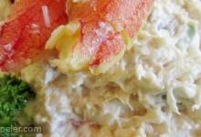 Allison's Cold Crab Dip