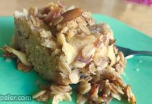 Almond Buttermilk Coffee Cake