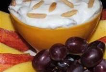 Almond Sour Cream Dip