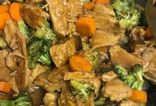 amanda's awesome stir-fry sauce