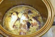Amazing Slow Cooker Orange Chicken