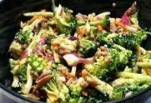 Andrea's Broccoli Slaw