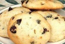 angel chocolate chip cookies
