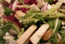 Apple Almond Crunch Salad