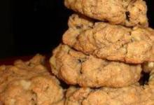 apple and spice cookies