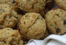 applesauce raisin cookies