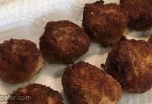 Arangini (talian Rice Balls)