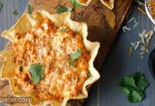 Arizona Cheesy Chimichanga Dip