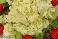 Artichoke Rice Salad