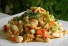 Asian-American Slaw With Peanuts and Jalapenos