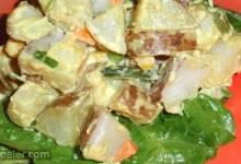 Asian-German Fusion Potato Salad