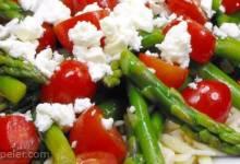 Asparagus, Feta and Couscous Salad