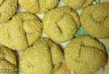 aunt anne's sesame cookies