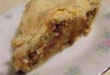Aunt Bev's Famous Apple Pie