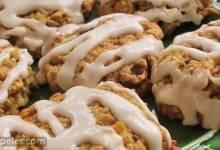 Aunt Hazel's Apple Oatmeal Cookies