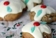 Auntie's Persimmon Cookies