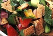 authentic lebanese fattoush