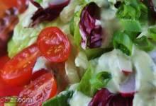 Avocado Ranch Salad Dressing