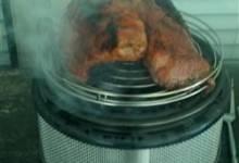 babel's smoked baby back pork ribs