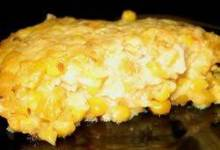 Baked Cream Corn