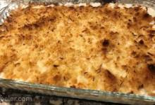Baked Creamed Corn